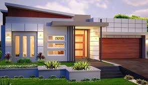 Modern Small Home A Small Modern House If You Are On The Budget This Plan Is A Good