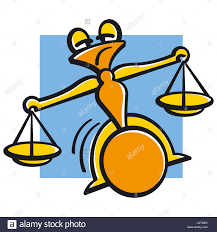 libra astrological sign illustration stock photo royalty free