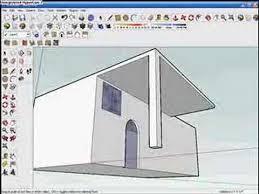 how to make a house trimble sketchup youtube