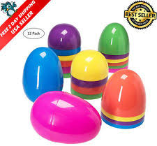 large fillable easter eggs jumbo easter eggs ebay