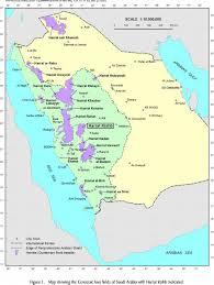 Hawaii Lava Flow Map Lava Fields Of Saudi Arabia
