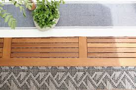 inexpensive outdoor rugs a layered outdoor dining space on a budget chris loves julia