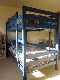 Ana White Bunk Bed Plans by Simpler Bunkbed Diy But I Think Chris Wants Them To Be Able To