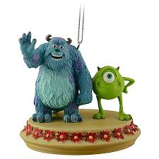 ornament monsters inc sulley and mike