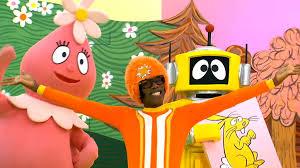 party animals yo gabba gabba video clip s2 ep210
