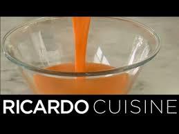 cuisine de ricardo radio canada une soupe de base ricardo cuisine