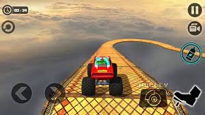 free download monster truck racing games i failed crazy monster truck legends 3d impossible car stunts