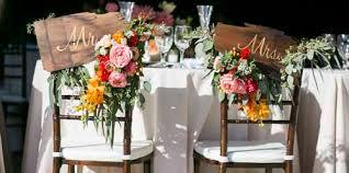 and groom chairs wedding wednesday groom chairs flirty fleurs the
