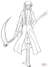 grim reaper coloring pages undertaker grim reaper coloring page