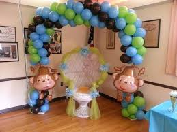 monkey centerpieces for baby shower pink safari baby shower cake ideas lots of banner decorations