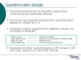 questionnaire design questionnaire design slide presentation from the ahrq 2007 annual