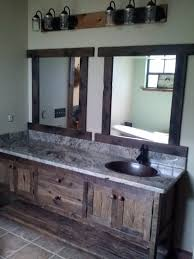 Barnwood Bathroom Vanity Your Custom Made Rustic Barn Wood Vanity By Timelessjourney