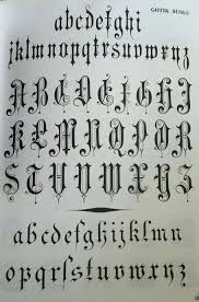 gothic lettering lettering gothic lettering template u2013 aimcoach me