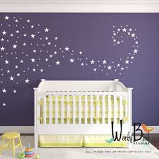 Nursery Decals For Walls by Stars For Walls Decorating 25 Best Nursery Wall Decals Ideas On