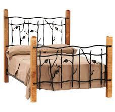 Tempat Tidur Besi Lipat desain tempat tidur besi minimalis interior rumah