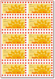 ticket template 6 raffle ticket templates free sles for word pdf