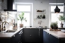plantes cuisine tendance déco les plantes dans la cuisine ateliers jacob