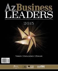 azbusiness leaders 2018 by az big media issuu
