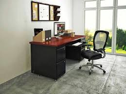 Modern Desk With Drawers Desk Desk Chair Solid Wood Office Desk Narrow Desk With