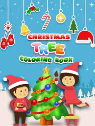 christmas tree coloring book android apps google play