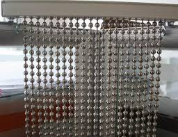 Steel Bead Curtain Stainless Steel Beaded Curtains Pictures To Pin On Pinterest