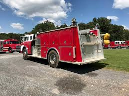Ford Diesel Truck Fires - 1982 ford fmc pumper used truck details