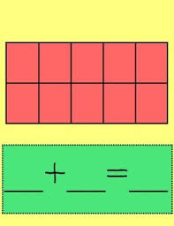 56 best teaching math ten frames images on pinterest ten