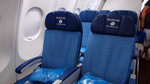 Economy Comfort Class Exclusive Look At Hawaiian U0027s New A330 Interiors Thedesignair