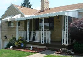 retractable porch awnings for home porch awnings for home style