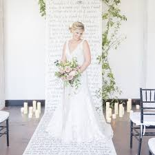 wedding backdrop quotes 10 ways to use quotes in your wedding day decor brides