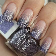 easy nail art glitter 60 glitter nail art designs art and design
