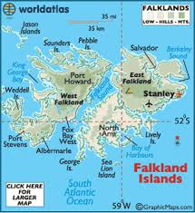 malvinas map falkland islands map geography of falkland islands map of
