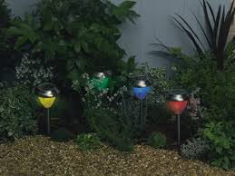 Multi Colored Solar Garden Lights by 60 Best Solar Lights Images On Pinterest Solar Lights Outdoor