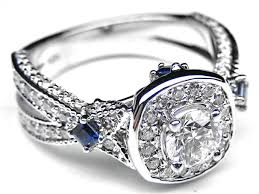 diamond rings sapphires images Diamond rings with sapphire accents wedding promise diamond jpg