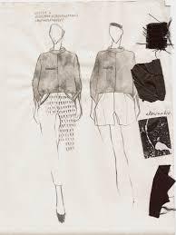 fashion sketchbook fashion design sketches u0026 fabric swatches