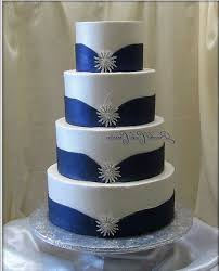 silver and royal blue wedding dark blue wedding cakes design ideas wedding decor theme