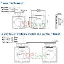 3 way switch table ls touch dimmer switch wiring diagram wiring diagrams