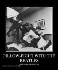 Pillow Fight Meme - beatles meme by agus blue deviantart com on deviantart can t