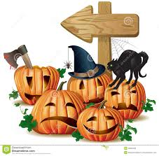 halloween wooden sign royalty free stock images image 26266249
