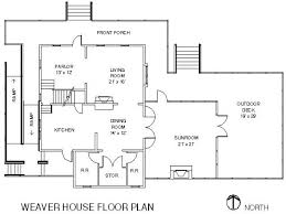 architecture draw weaver ideas draw draw weaver floor house plans