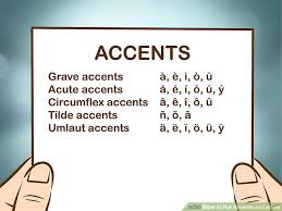 6 easy ways to put accents on letters wikihow