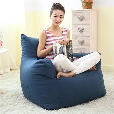 Bean Bag Armchair Visi Bean Bag Armchairs With Back Bb254