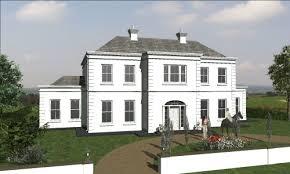 georgian architecture house plans ts063