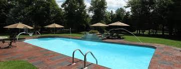 prefabricated pools large small fiberglass pools san juan pools lazy days