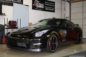 2013 nissan gtr r35 black edition part 2 j tune performance