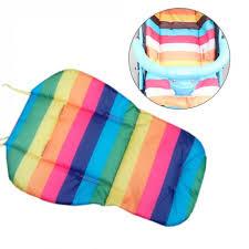 carrello a cuscino d morbido di spessore carrozzina cuscino sedia bb auto ombrello