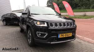 jeep car inside inside the jeep compass 2017 full in depth review interior