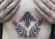 bee and honeycomb tattoo by icon tattoo tattoos pinterest