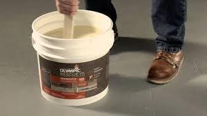 Flo Coat Resurfacer how to prep concrete for rescue it resurfacer youtube