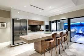 modele cuisine en l modele cuisine bois moderne stunning idee deco cuisine moderne ideas